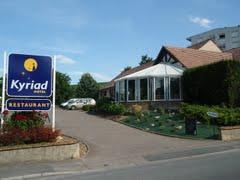 Hôtel-Restaurant Kyriad - Epernay