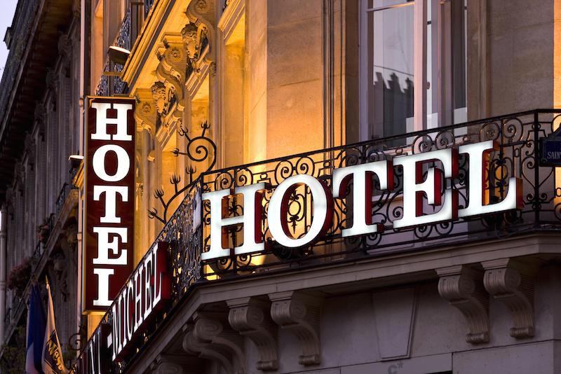 Hôtel - photo non contractuelle