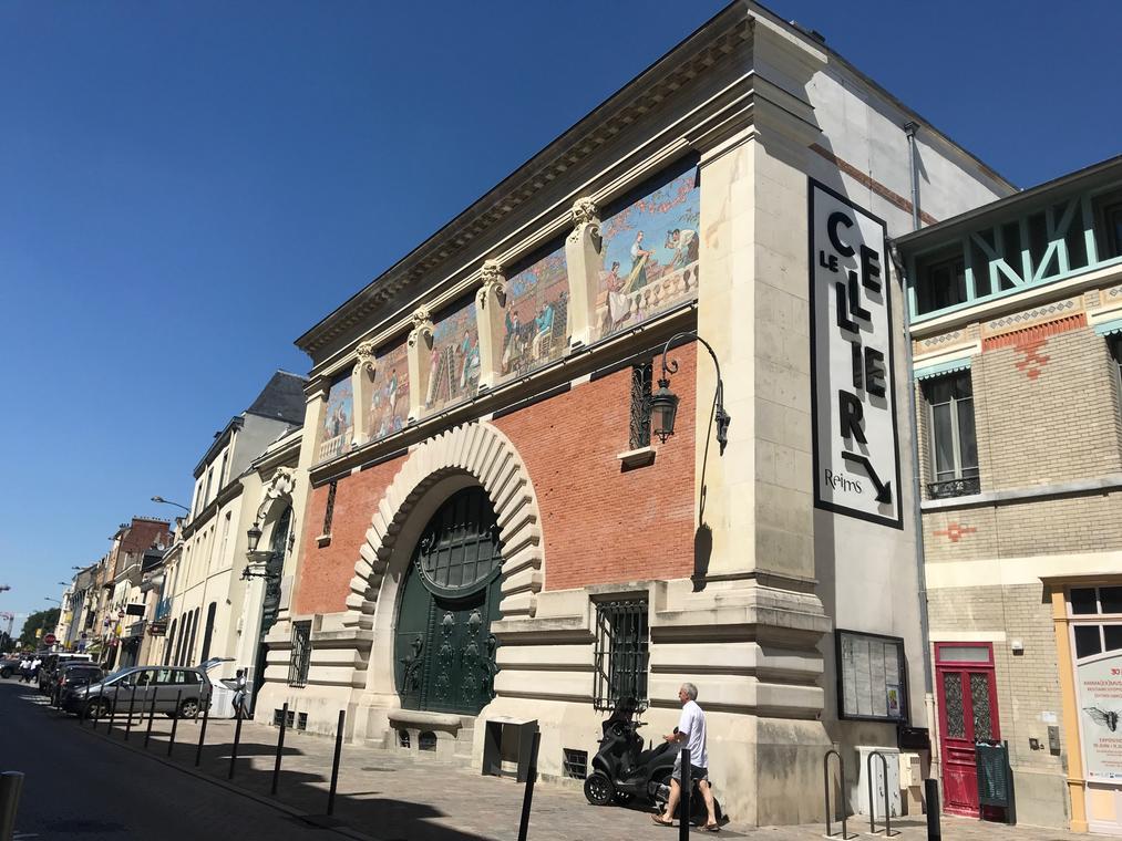Le Cellier - Reims