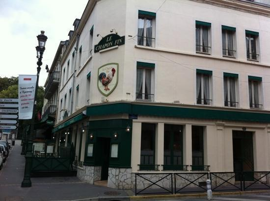 Le Chapon Fin - Epernay