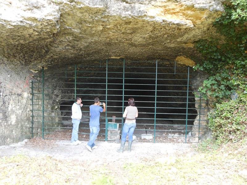 Les Carrières souterraines - Vertus