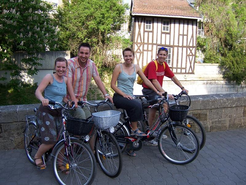 Location de vélos - Châlons-en-Champagne