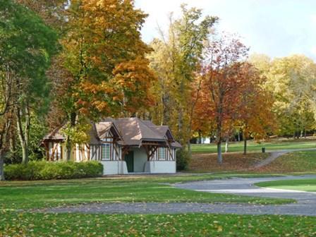 Parc de Champagne - Reims