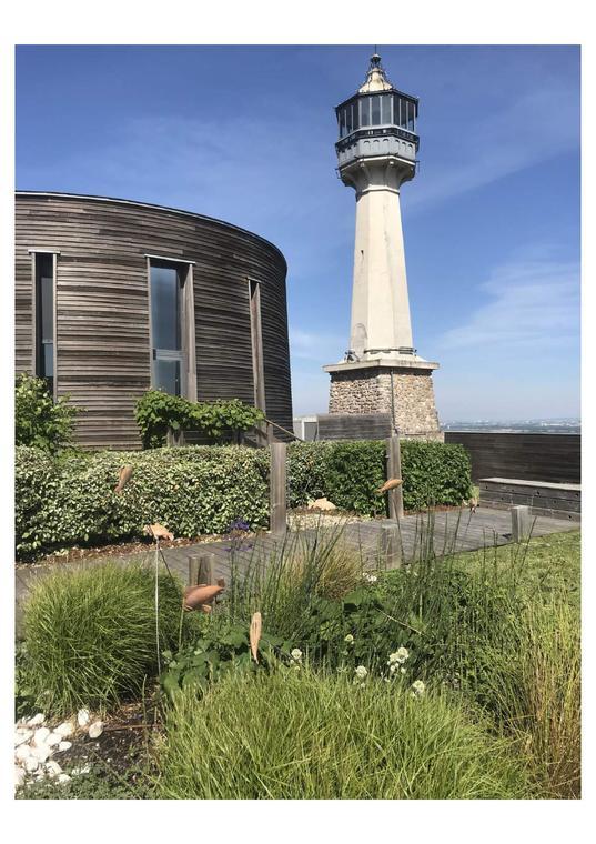 le jardin du phare de verzenay