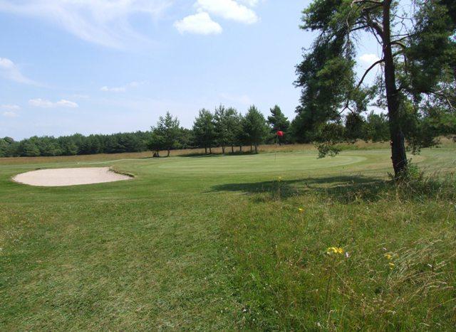 Golf - Mourmelon