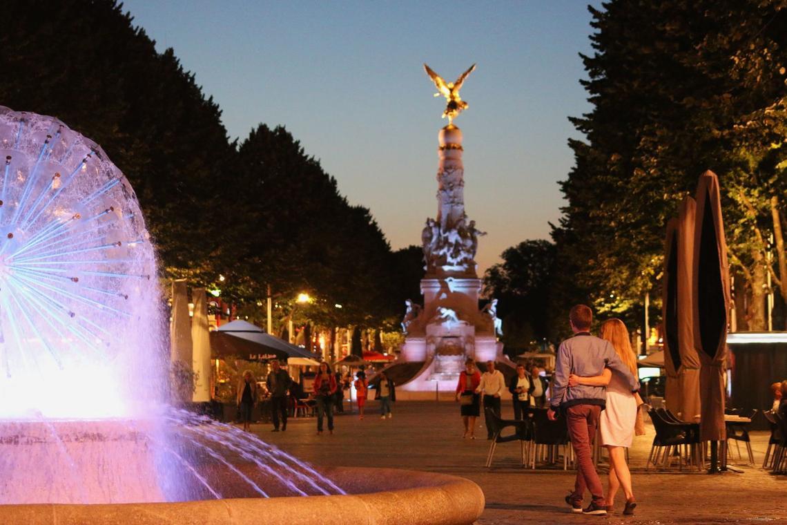Place d'Erlon Reims - - Pauline Colin
