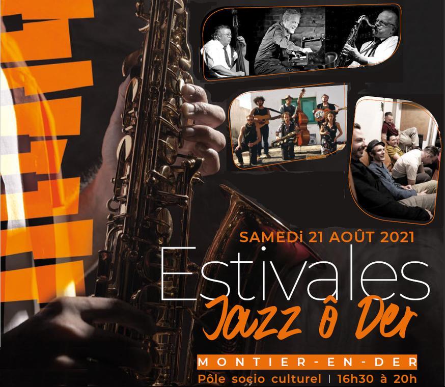 Premiere estivale jazz