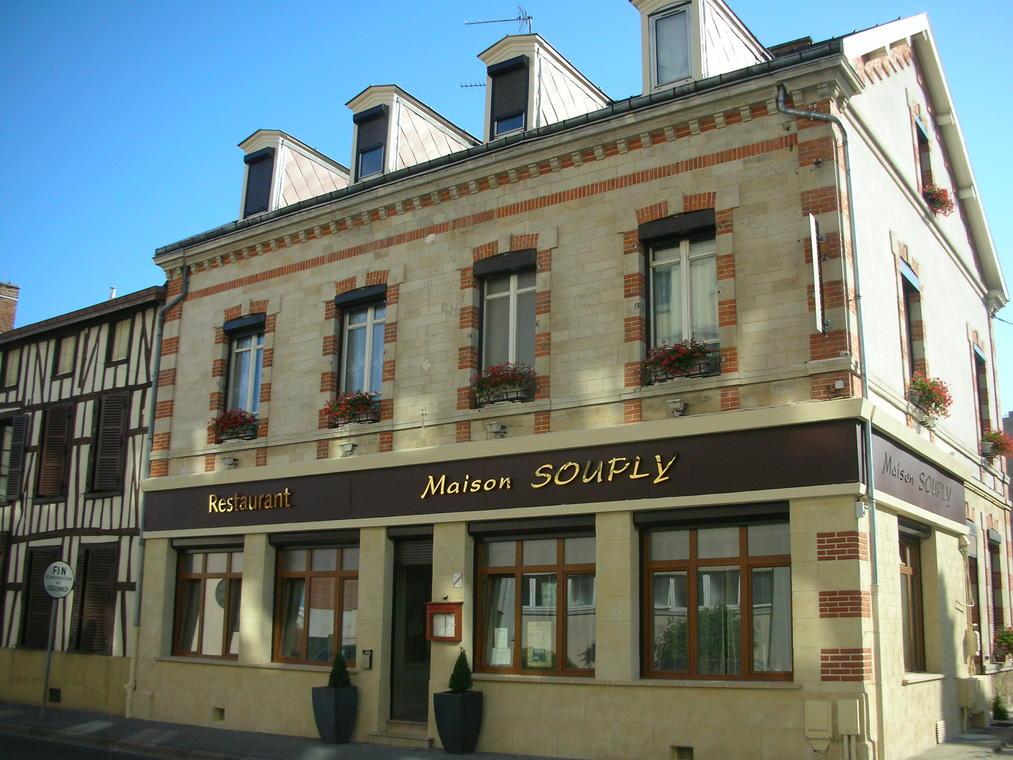 Restaurant Le Souply - Châlons-en-Champagne