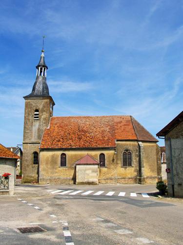 Eglise Roziere
