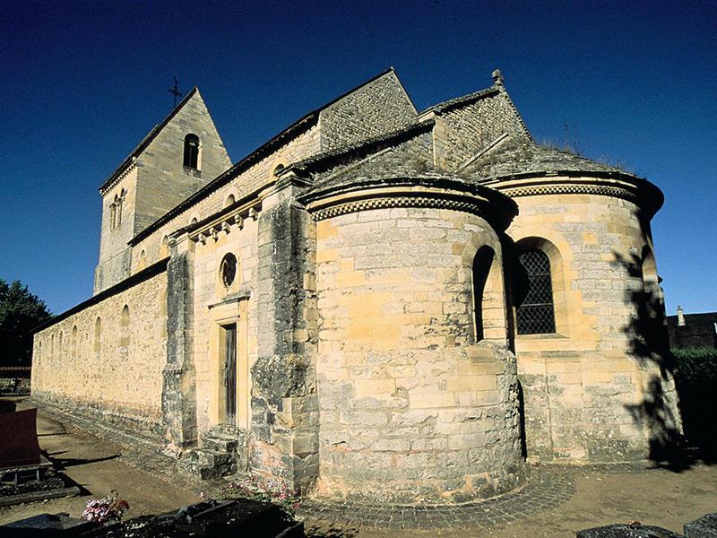 Abbaye de Saint Thierry