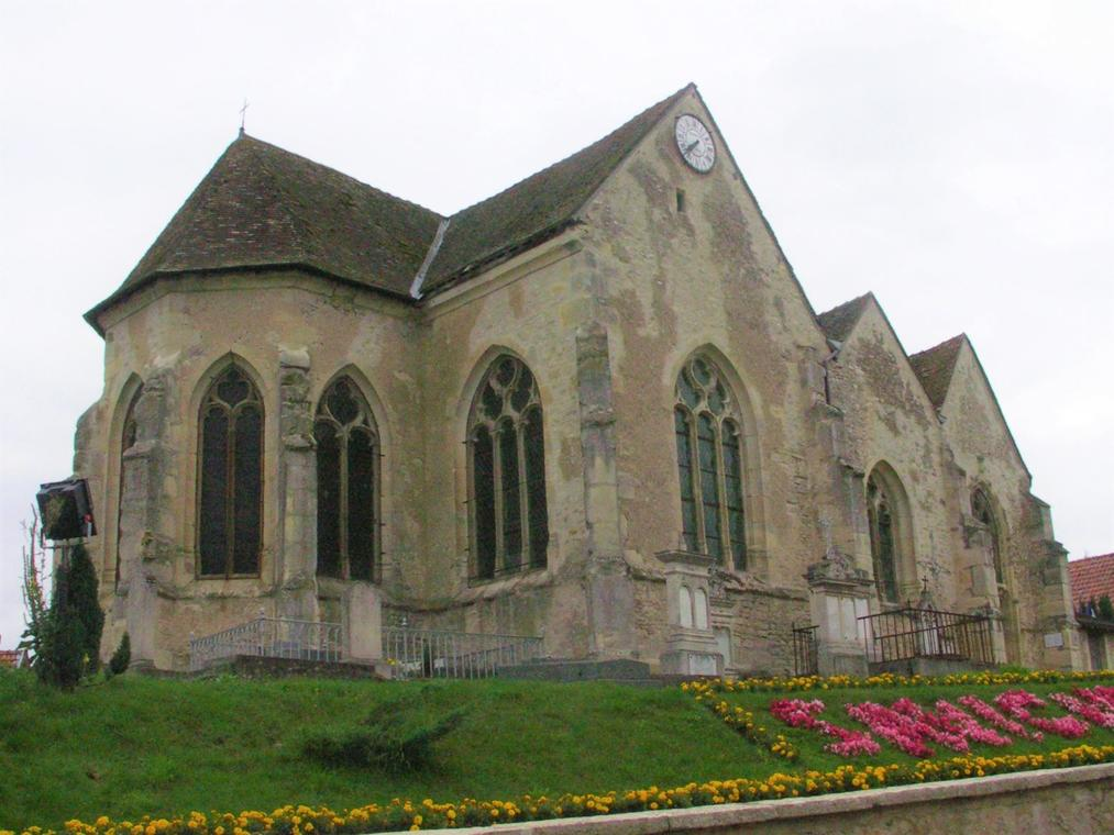 Savigny-sur-Ardres, Eglise © OT Fismes