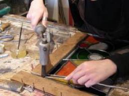 Sculpteur de lumière - Bezannes
