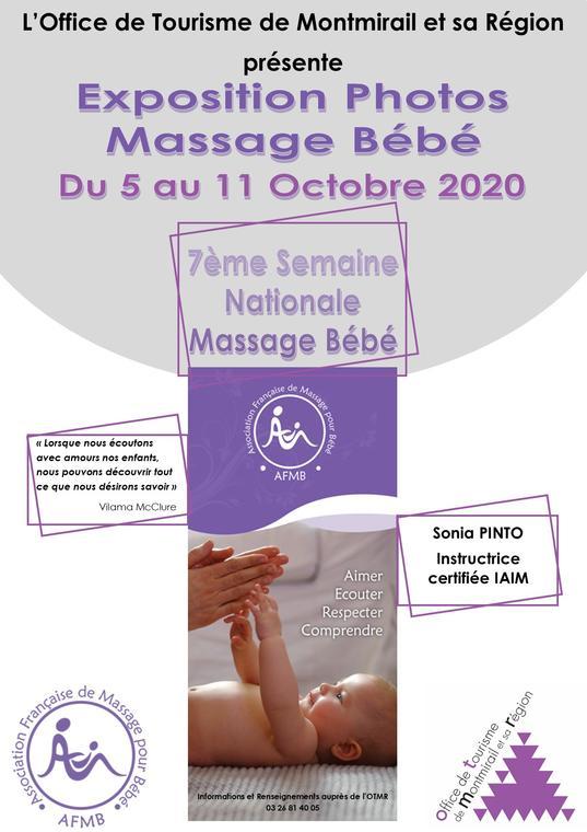 Semaine Massage Bébé