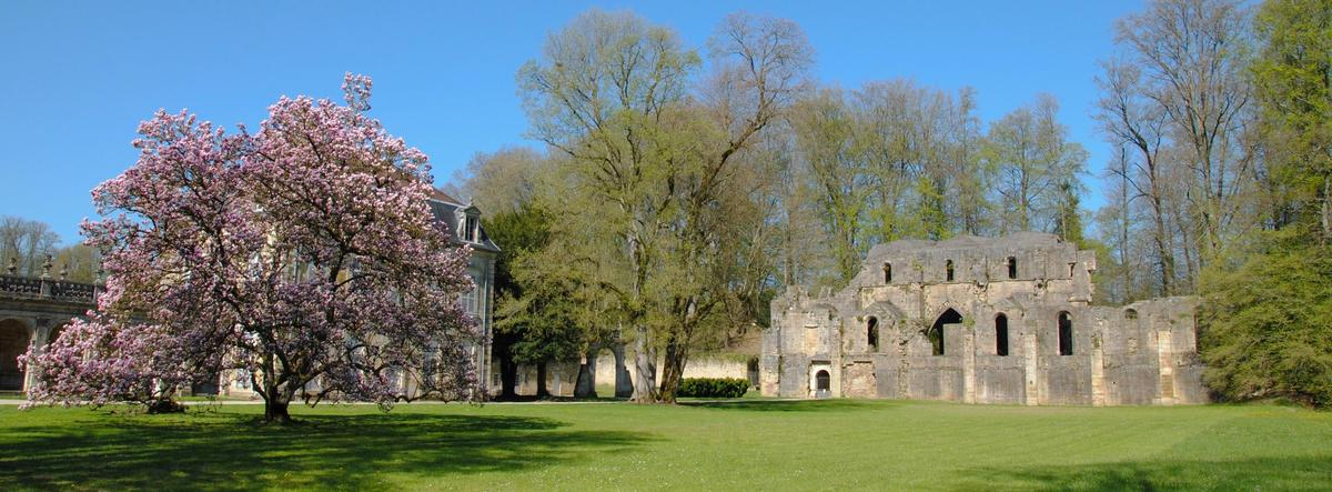 Trois Fontaines l'Abbaye