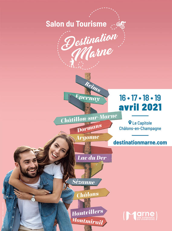 Salon Destination Marne avril 2021