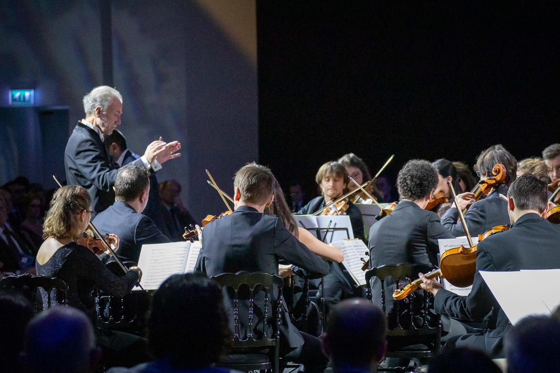 Visuels alternatif Amaury et Orchestre VOIX ETOUFFEES