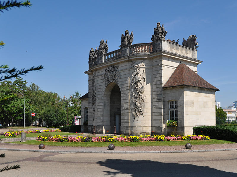 Porte du Pont Vitry-le-François