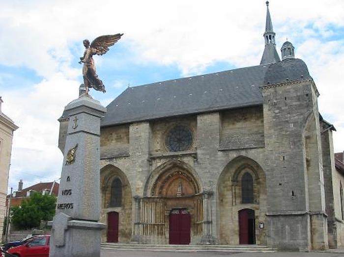 Wassy église Notre Dame en sa Nativité