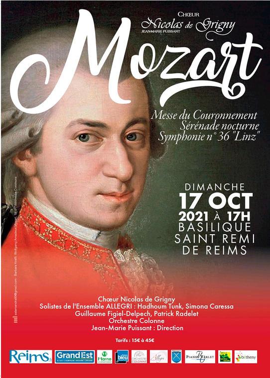 Mozart, messe de couronnement