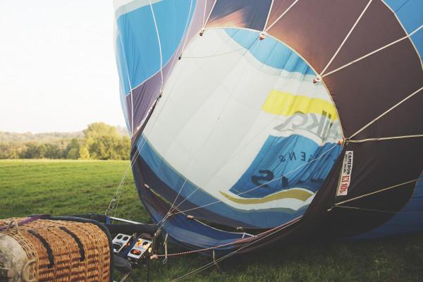 cuillier montgolfière