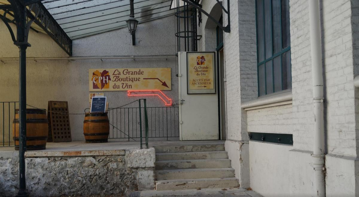 CPH La Grande Boutique du Vin - Reims