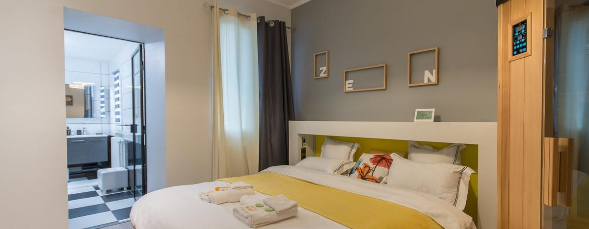 MV Suite & Spa confort familial