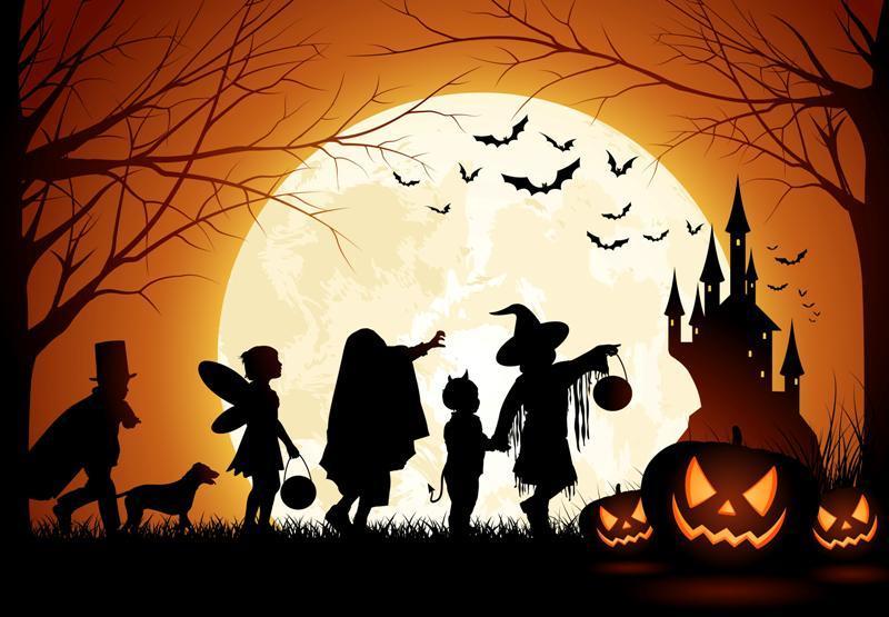 Halloween comme vous ne l'avez jamais fêté !