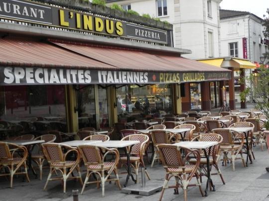 restaurant L'INDUS