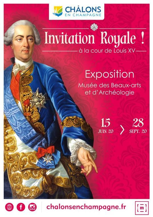 invitation-royale-louix-xv-musee-beaux-arts-chalons