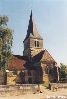 Eglise Longeville