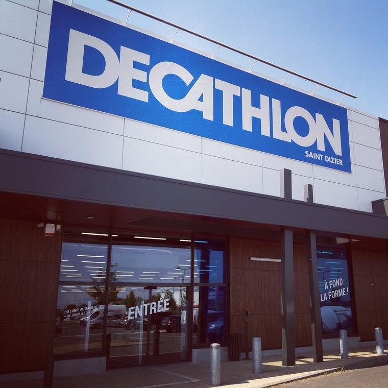 Décathlon - Saint Dizier - Haute-Marne