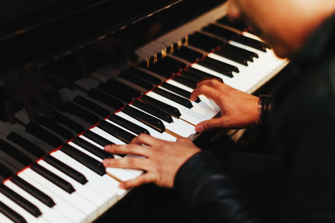 Pianiste©Pixabay