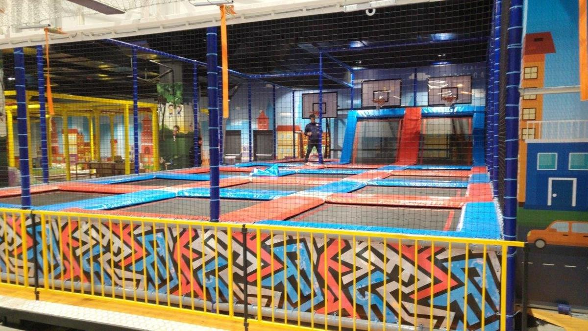 TRAMPOLINE PARK ACTIV'JUMP - CHALONS