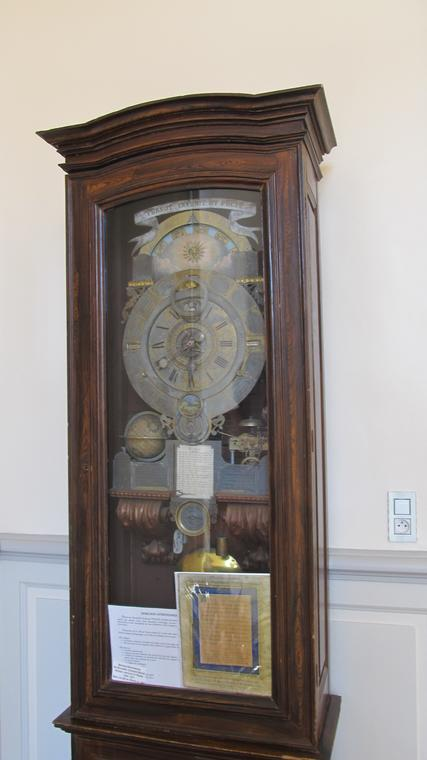 Wassy Horloge