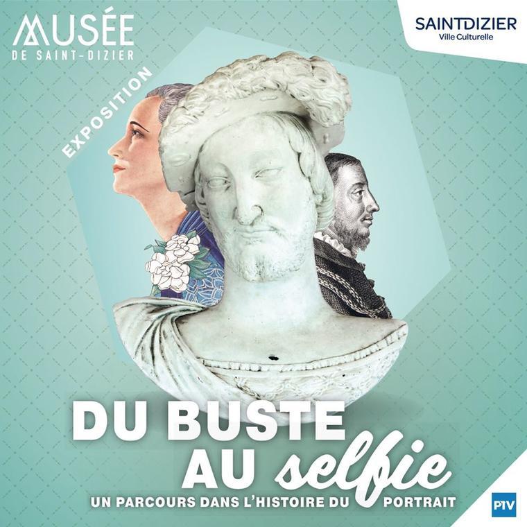 Expo Buste au selfie