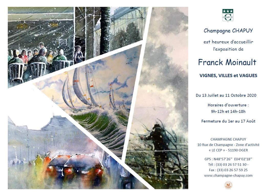 Expo Franck Moinault