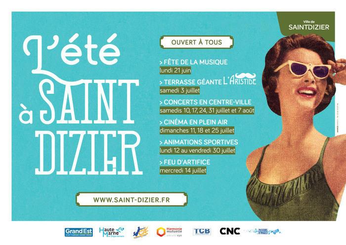L'été à Saint-Dizier