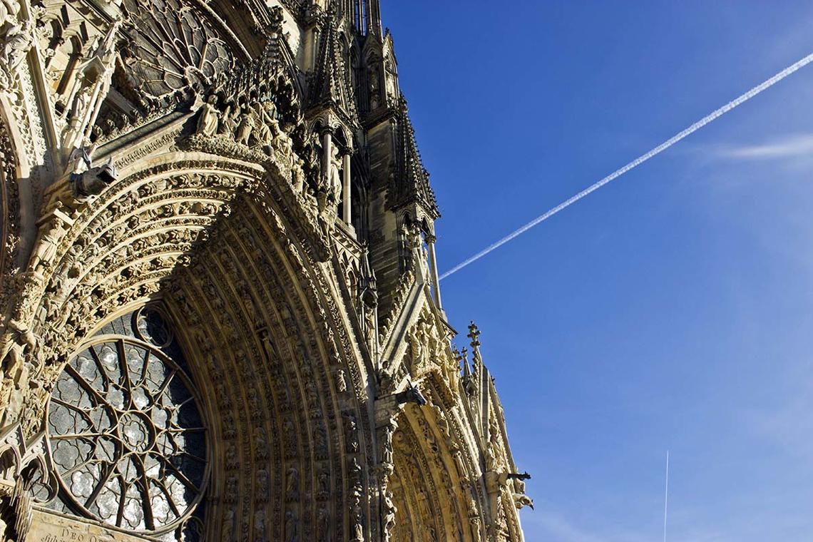Cathédrale Notre Dame de Reims