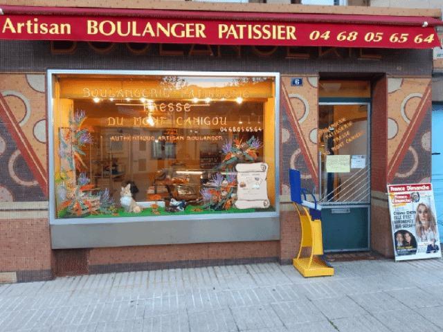 Boulangerie du Mont Canigou