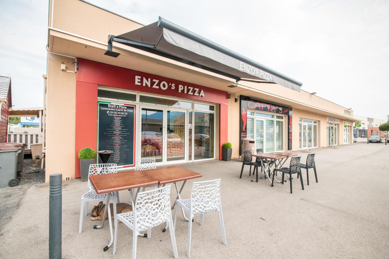 FRANCE - ARGELES SUR MER - RESTAURANT- ENZO PIZZA