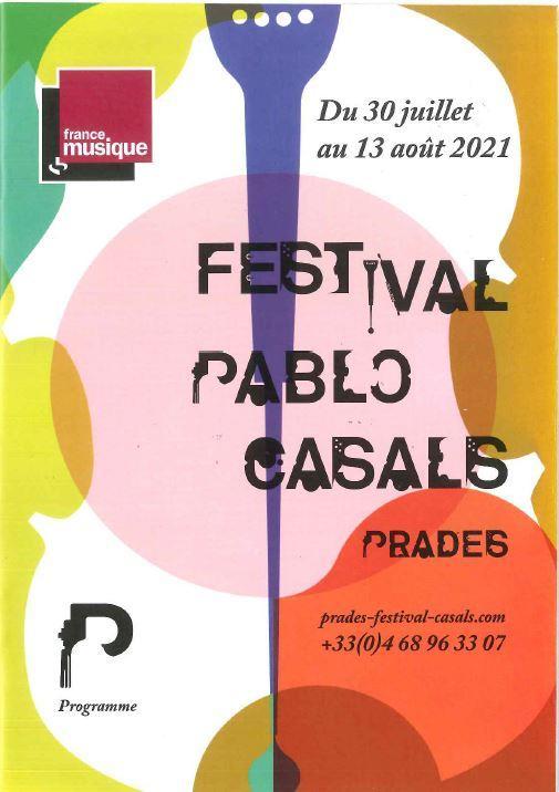 Festival Pablo Casals 2021