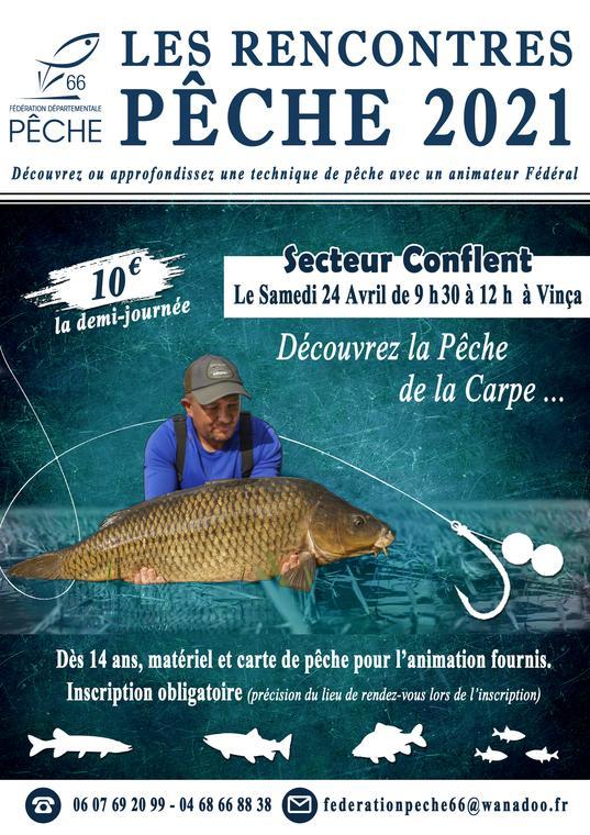 Les rencontres pêche - Conflent 2021