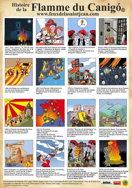 Saint jean 23 juin Affiche globale