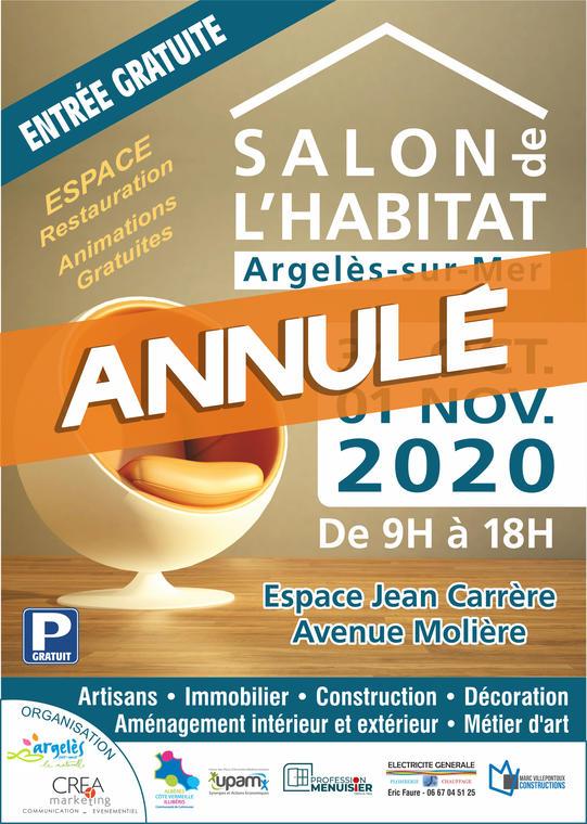 Salon de l Habitat-Argeles-sur-mer-2020