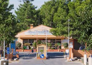 Camping Municipal Le Roussillonnais
