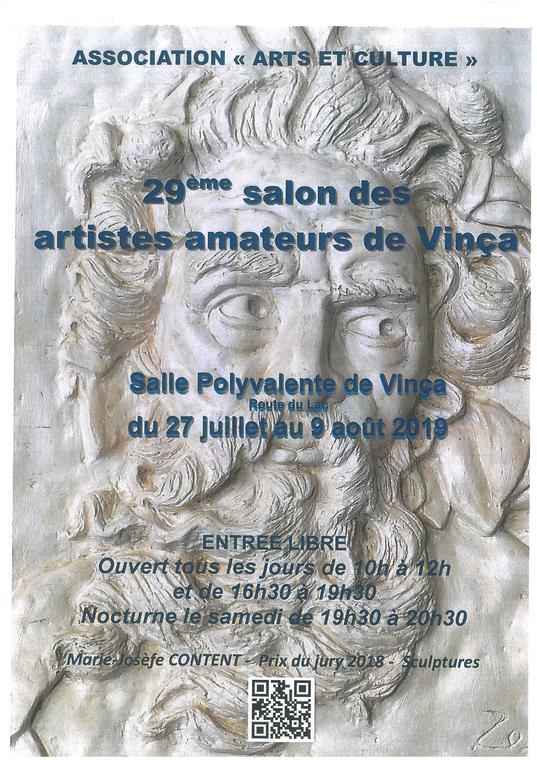 expo artistes amateurs