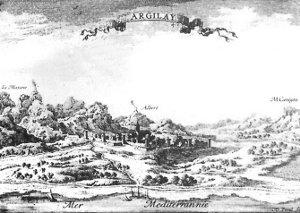 Les remparts-Argelès
