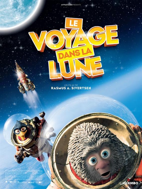 2021-01-27 - Cine des enfants - Le voyage dans la lune