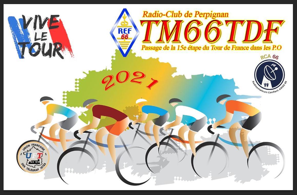 Carte postale radioamateur