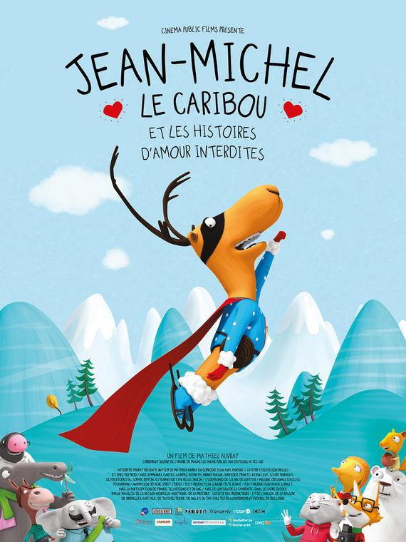 2022-03-16 - Jean-Michel le caribou